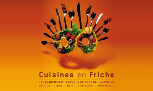 Affiche Cuisine en Friches