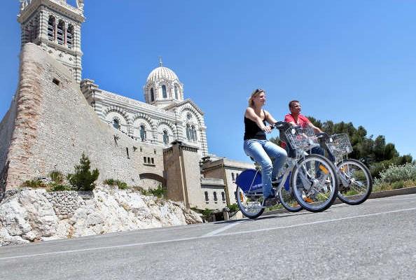 Marseille à Vélo
